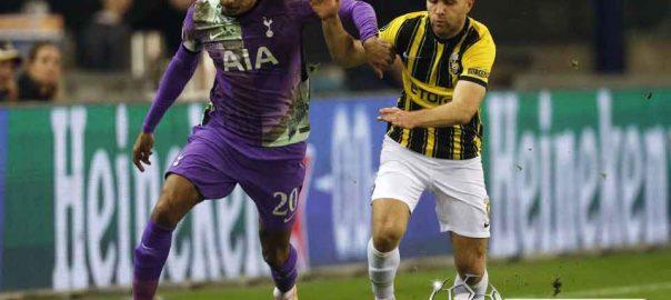 ฝั่งท็อตแนมขาดความดแจ่มใสเพื่อเอาชนะ Vitesse