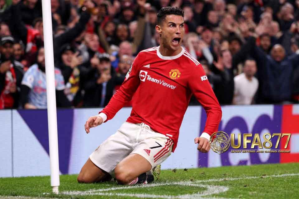 Cristiano Ronaldo กล่าวว่าแมนเชสเตอร์ยูไนเต็ด